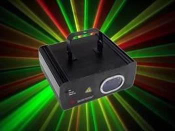 RGY flerfarge lasere