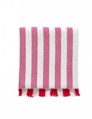 Lollipop Blanket - Raspberry