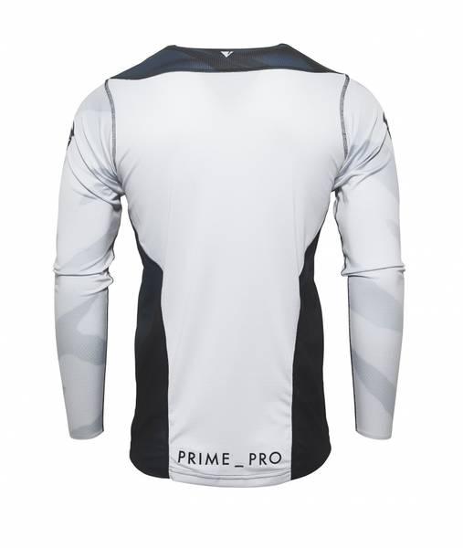 2021 PRIME PRO CAST TRØYE, WHITE/MIDNIGHT
