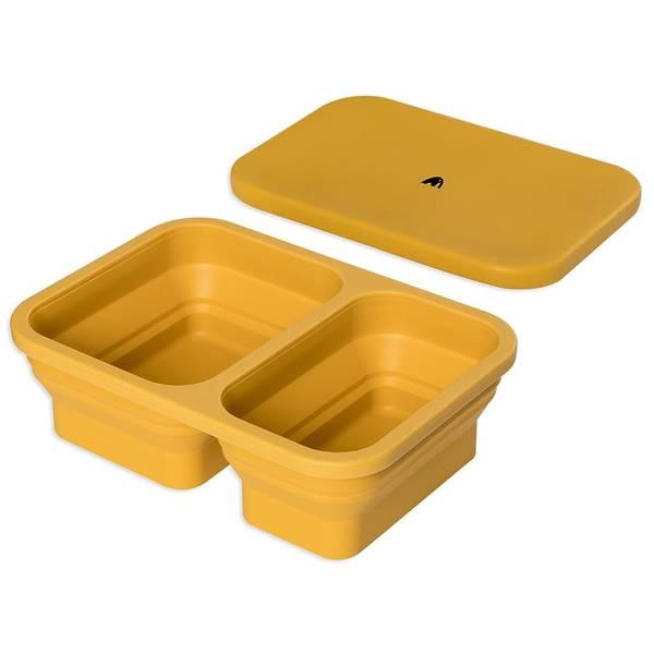 Bilde av Sammenleggbar MATBOKS - Mustard