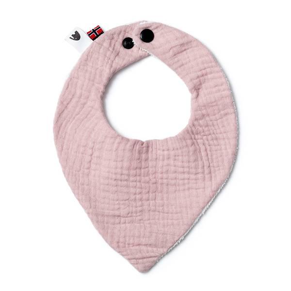 Bilde av Sikle-tett smekke - Musselin støvet rosa