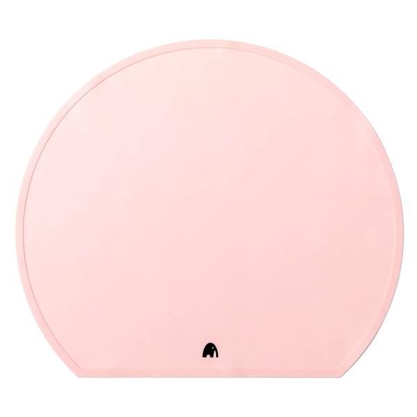 Bilde av SPISEMATTE i silikon-Støvet rosa
