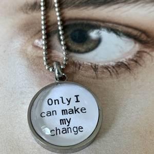 Bilde av WORDS, «Only I can make my change»