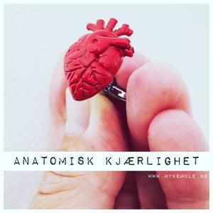 Bilde av ANATOMISK KJÆRLIGHET