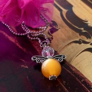 Bilde av HVERDAGSENGEL, lys orange