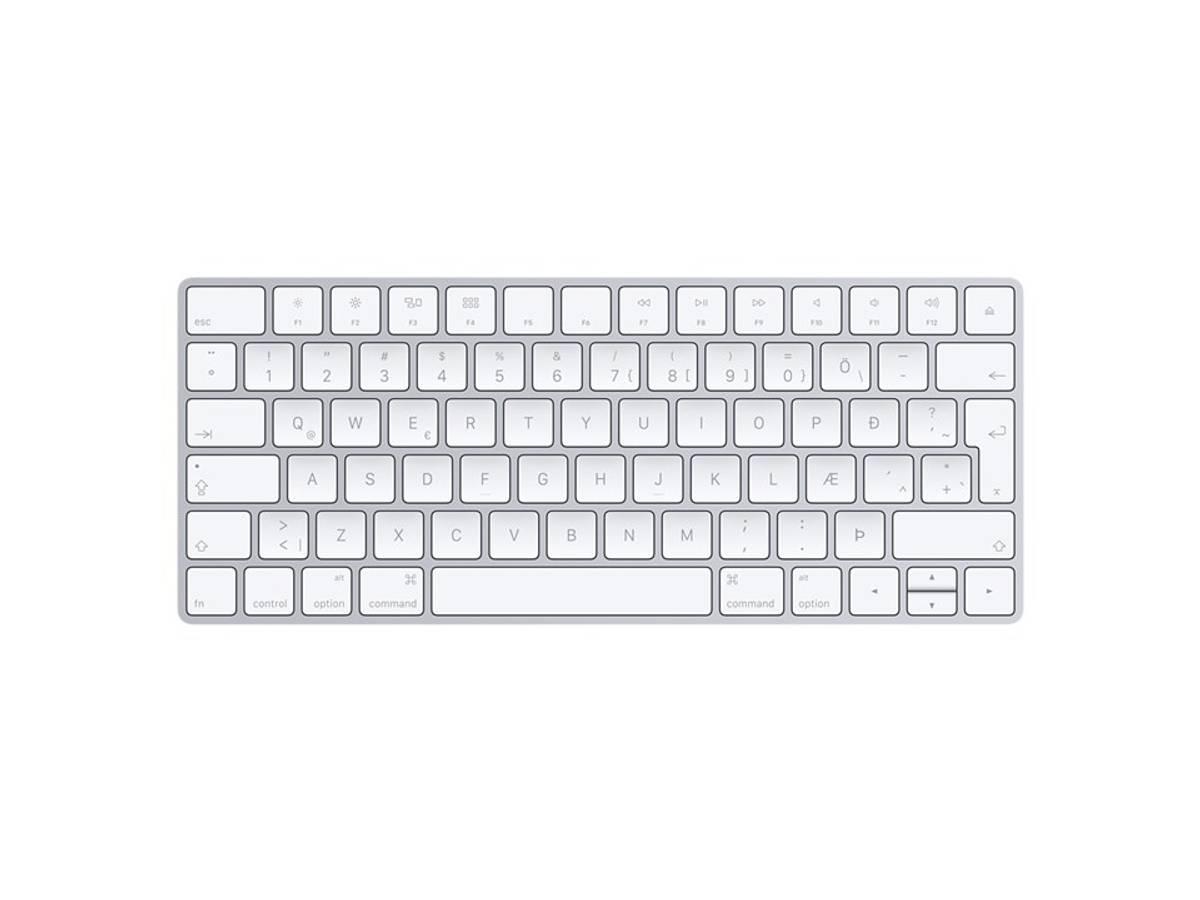 Apple Magic Keyboard - tastatur - Norsk
