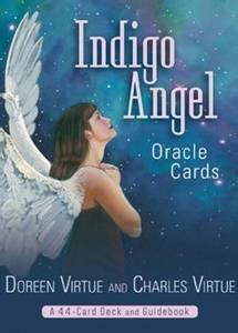 Bilde av Indigo Angel Oracle