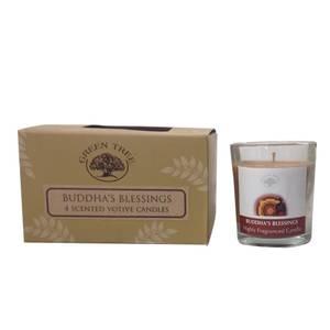 Bilde av Buddha's Blessing- duftlys -