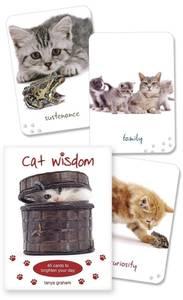Bilde av Cat Wisdom Cards - Toni