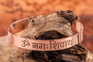 Bilde av Kobberarmbånd - Copper bangle