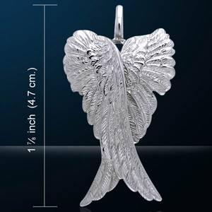 Bilde av Angel Wings Pendant (Nebula)