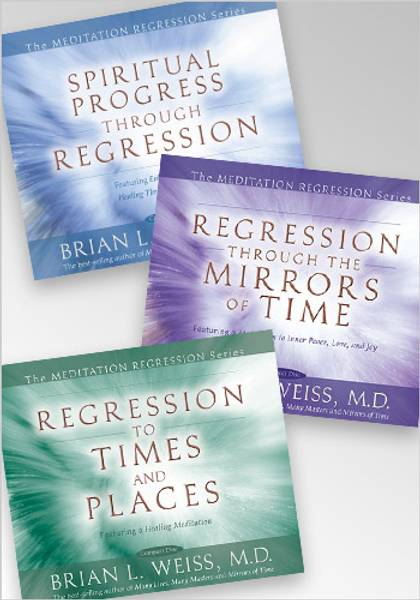 Regression Through The Mirrors Of Time - Brian Weiss