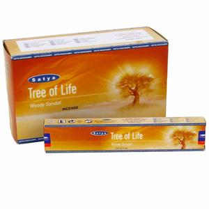 Bilde av Satya Tree Of Life Incense