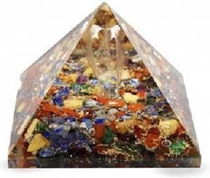 Bilde av Orgonitt pyramide Engel