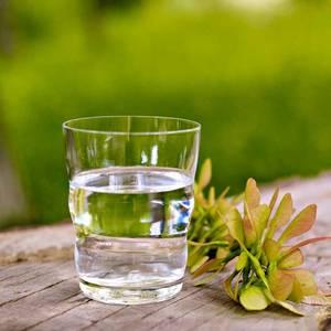 Bilde av Vital Drikkeglass med Flower