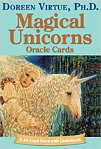 Bilde av Magical Unicorns Oracle Cards