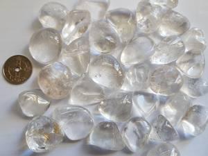 Bilde av bergkrystall - rock quartz LG