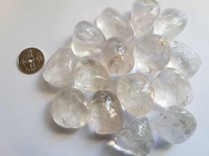 Bilde av bergkrystall - rock quartz XL