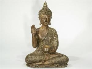 Bilde av Buddhafigur - Yogish Budda