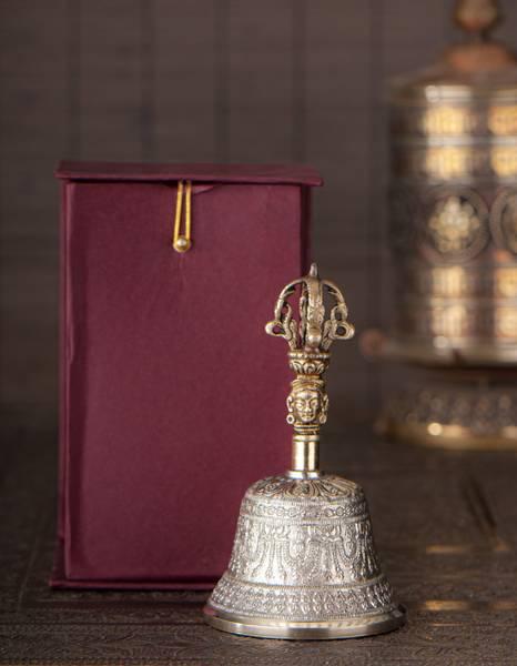 Bjelle - bell with Dorje 14,5cm