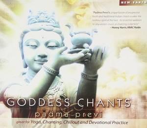 Bilde av Goddess Chants - Padma Previ