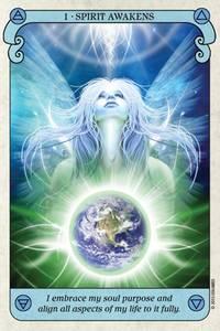 Bilde av Conscious Spirit Oracle Deck
