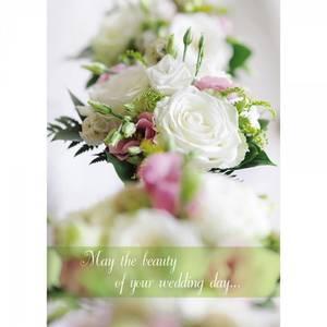 Bilde av Gratulasjonskort- Bryllup: