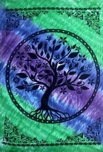 Bilde av Sengeteppe-veggteppe Tapestry