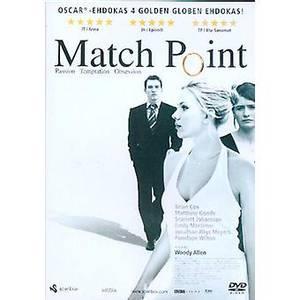 Bilde av Match Point DVD