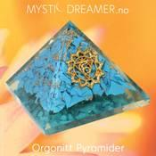 Orgonite pyramider