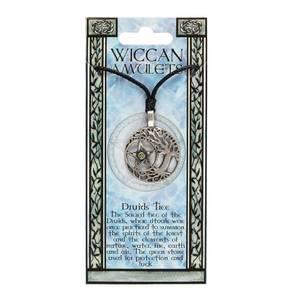 Bilde av Wicca Smykke - Druids Tree