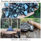 Shungite -Karelian Miracle Stone
