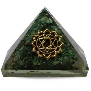 Bilde av Orgonitt pyramide Hjerte