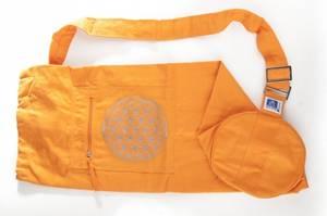 Bilde av Yoga bag with flower of life