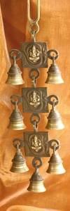 Bilde av Ganesha Chimes brass Feng