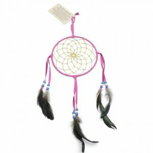 Bilde av Drømmefanger 15 cm rosa