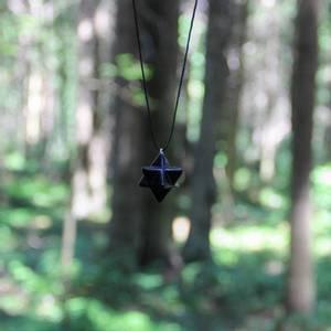 Bilde av Shungite anheng - pendant