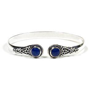 Bilde av Armbånd med lapis lazuli