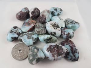 Bilde av larimar - atlantis sten