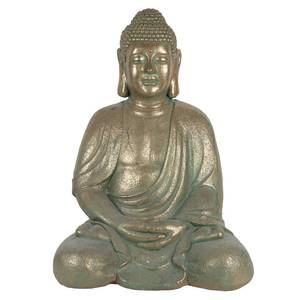 Bilde av Buddha figur - Verdigris