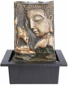 Bilde av Fontene Buddha hode