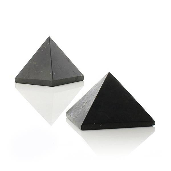 Turmalin Sort Pyramide ca 50x50mm