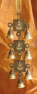 Bilde av Lakshmi Chimes brass Feng