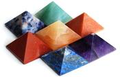 Krystall Pyramider