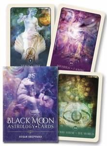 Bilde av Black Moon Astrology Cards -
