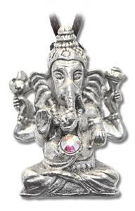 Bilde av Ganesh anheng i tinn -