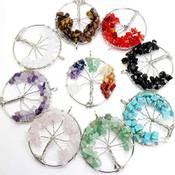 Krystallanheng Diverse former