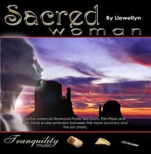 Bilde av Sacred Woman - Llewellyn