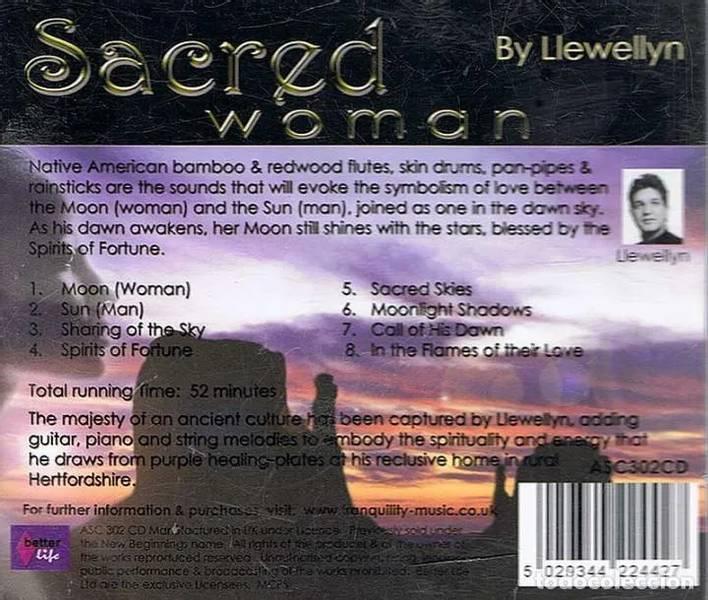 Sacred Woman - Llewellyn