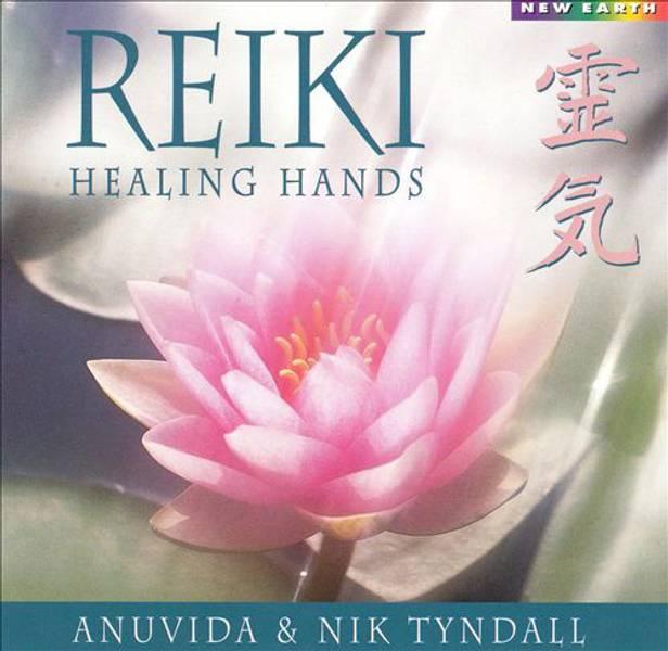 Reiki Healing Hands - Anuvida And Nik Tyndall